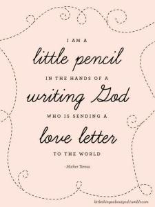 little pencil