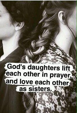 Gods daughters